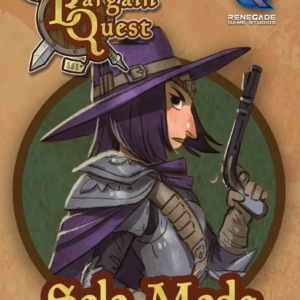Buy Bargain Quest: Solo Mode only at Bored Game Company.