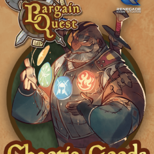 Buy Bargain Quest: Chaotic Goods only at Bored Game Company.