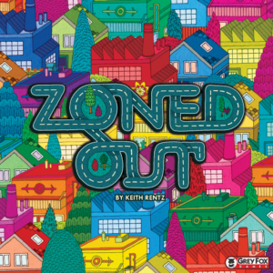 Buy Zoned Out only at Bored Game Company.