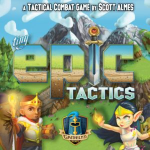 Buy Tiny Epic Tactics only at Bored Game Company.