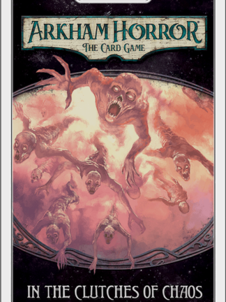 Buy Arkham Horror: The Card Game – In The Clutches of Chaos: Mythos Pack only at Bored Game Company.