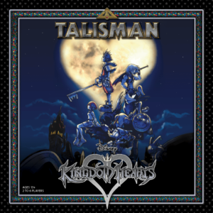 Buy Talisman: Kingdom Hearts only at Bored Game Company.