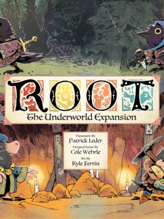 Buy Root: The Underworld Expansion only at Bored Game Company.