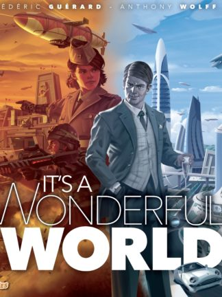 Buy It's a Wonderful World only at Bored Game Company.