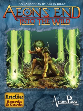 Buy Aeon's End: Into the Wild only at Bored Game Company.