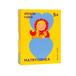 Buy Matryoshka only at Bored Game Company.