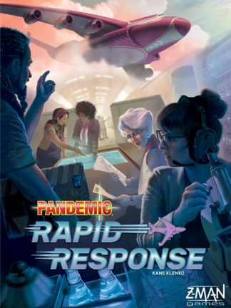 Buy Pandemic: Rapid Response only at Bored Game Company.