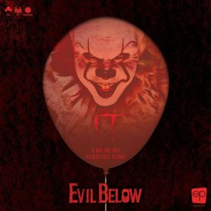 Buy IT: Evil Below only at Bored Game Company.