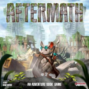 Buy Aftermath only at Bored Game Company.