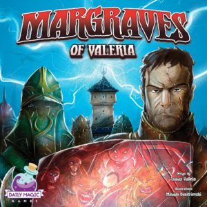 Buy Margraves of Valeria only at Bored Game Company.