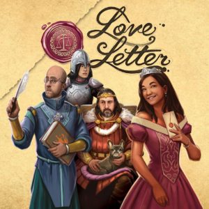 Buy Love Letter only at Bored Game Company.