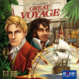 Buy Humboldt's Great Voyage only at Bored Game Company.