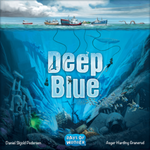 Buy Deep Blue only at Bored Game Company.