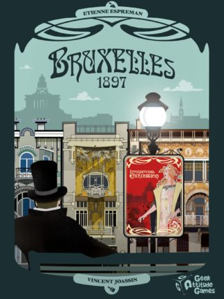 Buy Bruxelles 1897 only at Bored Game Company.