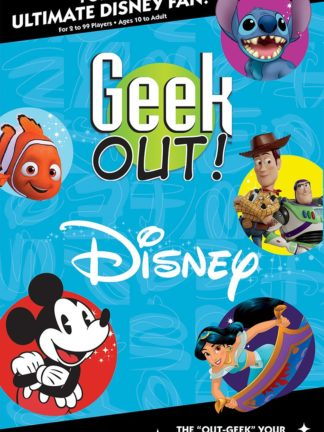 Buy Geek Out! Disney only at Bored Game Company.