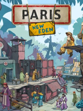 Buy Paris: New Eden only at Bored Game Company.
