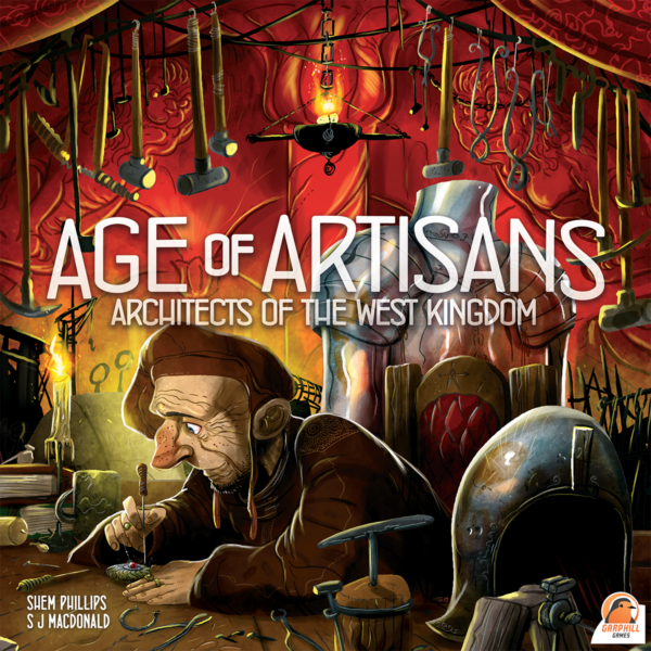 Buy Architects of the West Kingdom: Age of Artisans only at Bored Game Company.