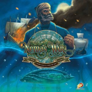 Buy Nemo's War (Second Edition) only at Bored Game Company.