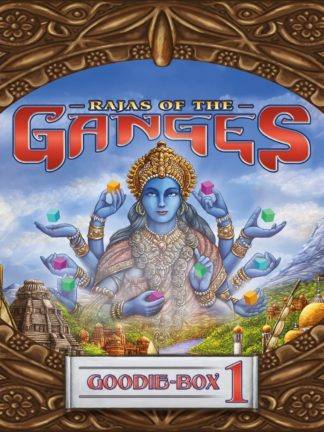 Buy Rajas of the Ganges: Goodie Box 1 only at Bored Game Company.