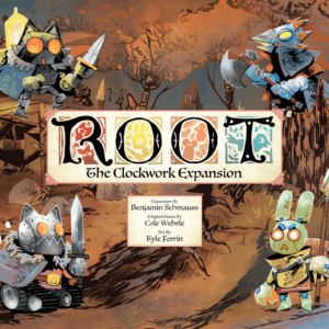 Buy Root: The Clockwork Expansion only at Bored Game Company.