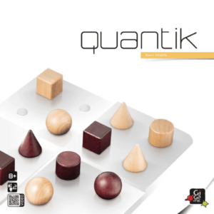 Buy Quantik only at Bored Game Company.