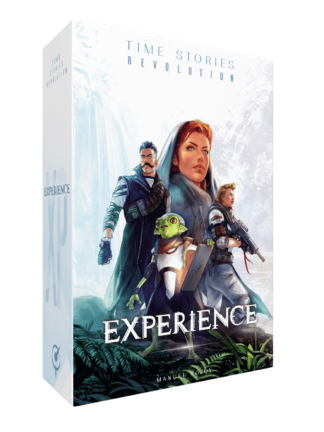 Buy TIME Stories Revolution: Experience only at Bored Game Company.