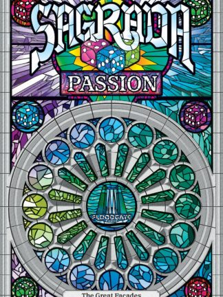 Buy Sagrada: The Great Facades – Passion only at Bored Game Company.