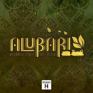 Buy Alubari: A Nice Cup of Tea only at Bored Game Company.