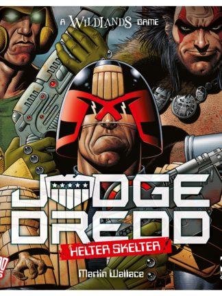 Buy Judge Dredd: Helter Skelter only at Bored Game Company.