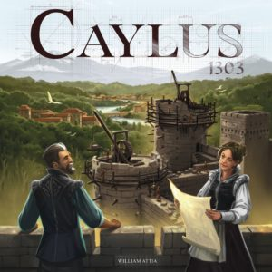 Buy Caylus 1303 only at Bored Game Company.