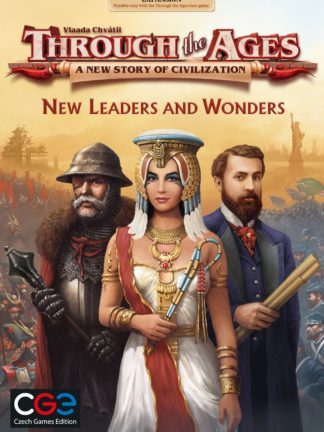 Buy Through the Ages: New Leaders and Wonders only at Bored Game Company.