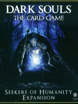 Buy Dark Souls: The Card Game – Seekers of Humanity Expansion only at Bored Game Company.