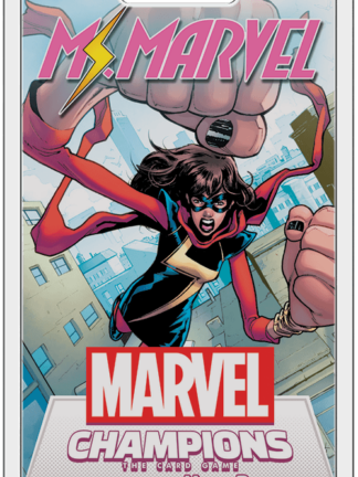 Buy Marvel Champions: The Card Game – Ms. Marvel Hero Pack only at Bored Game Company.