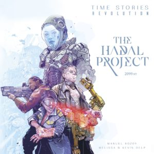 Buy TIME Stories Revolution: The Hadal Project only at Bored Game Company.