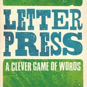 Buy Letterpress only at Bored Game Company.