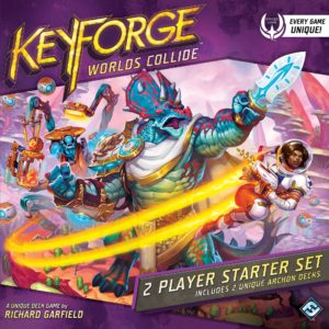 Buy KeyForge: Worlds Collide only at Bored Game Company.
