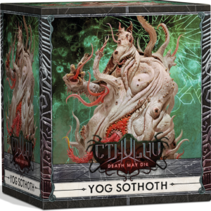 Buy Cthulhu: Death May Die – Yog–Sothoth only at Bored Game Company.
