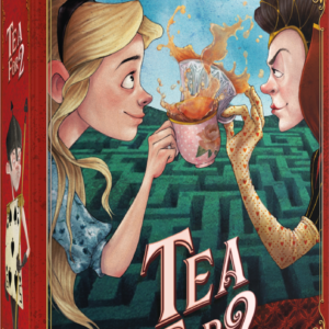 Buy Tea for 2 only at Bored Game Company.