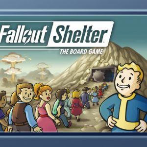 Buy Fallout Shelter: The Board Game only at Bored Game Company.