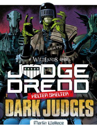 Buy Judge Dredd: Helter Skelter – Dark Judges only at Bored Game Company.