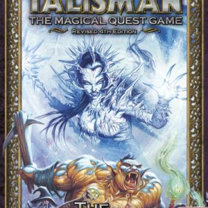 Buy Talisman (Revised 4th Edition): The Frostmarch Expansion only at Bored Game Company.