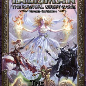 Buy Talisman (Revised 4th Edition): The Sacred Pool Expansion only at Bored Game Company.