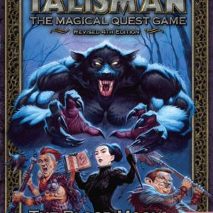Buy Talisman (Revised 4th Edition): The Blood Moon Expansion only at Bored Game Company.