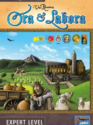 Buy Ora et Labora only at Bored Game Company.