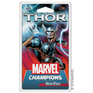 Buy Marvel Champions: The Card Game – Thor Hero Pack only at Bored Game Company.