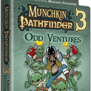 Buy Munchkin Pathfinder 3: Odd Ventures only at Bored Game Company.