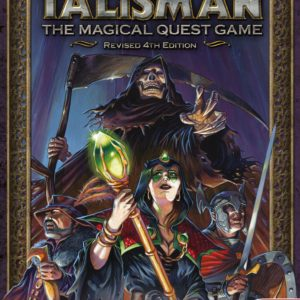Buy Talisman (Revised 4th Edition): The Reaper Expansion only at Bored Game Company.