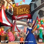 Buy Tiny Towns: Fortune only at Bored Game Company.