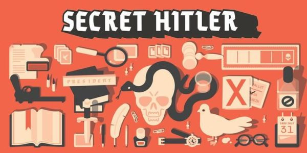 Buy Secret Hitler only at Bored Game Company.