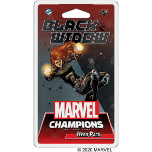 Buy Marvel Champions: The Card Game – Black Widow Hero Pack only at Bored Game Company.